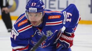 Kowaltschuk kehrt zurück – Rangers draften Gross