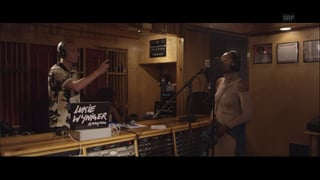 Die Reggae-Stars Protoje, Lila Iké & Sevana singen zu «Fründin»