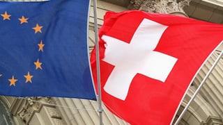 Bei Streit zwischen der Schweiz und der EU soll ein Schiedsgericht entscheiden