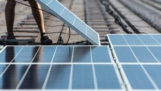 Für Solarpanels braucht man jetzt kein Haus mehr