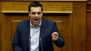 Tsipras möchte Wunden der Sparpolitik heilen