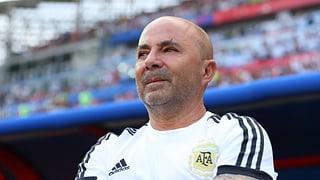 Sampaoli ist nicht mehr Argentiniens Trainer (Artikel enthält Audio)