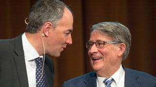 CVP und FDP vor Umbruch im Ständerat