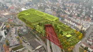 Stadtparlament St.Gallen für Autobahndeckel