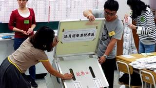 Taiwan stimmt gegen die Homo-Ehe