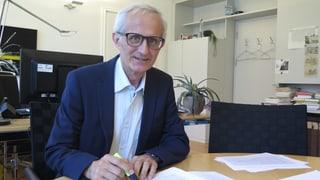Nino Cozzio (CVP): «Jeder soll sich in St. Gallen wohl fühlen.»