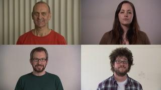 Video «Die letzten Filmvorführer alter Schule» abspielen
