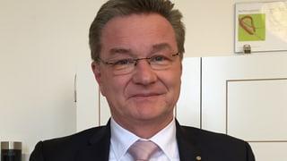 Robert Rhiner: Der neue KSA-Direktor trägt ganz verschiedene Hüte