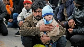 Aus Protest: Hilfswerke reduzieren Arbeit in Flüchtlingslagern