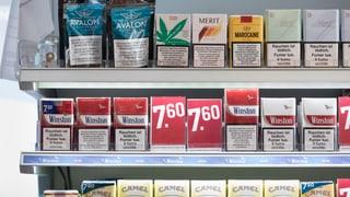 Kein Tabak mehr unter 18 Jahren