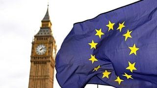 Der 29. März wird Brexit-Tag