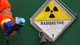 Ein Schritt voran im Atommüll-Streit