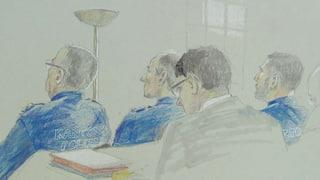 «Argus»-Prozess: Zwei Aargauer Polizisten verurteilt