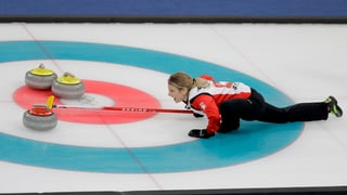 Curling: Segund victoria per las Svizras