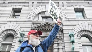 Gerichtsentscheid gegen Trump: Visa-Sperren bleiben ausgesetzt