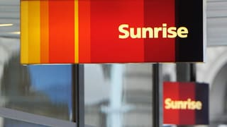 Sunrise: Bescheidene Aussichten trotz schwarzer Zahlen