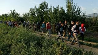 «Kroatien richtet sich darauf ein, ein Transitland zu sein»