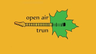 La fin da l'Open Air Trun