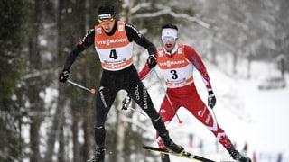 Tour de ski: Sergej Ustiugow gudogna er la quarta etappa