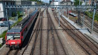 Bund kritisiert Konzept der Südostbahn
