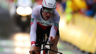 Segund plaz per Stefan Küng al Tour de France
