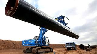 EU einigt sich auf Vorschriften für Gaspipelines