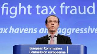 EU geht gezielter gegen Steuerbetrug vor