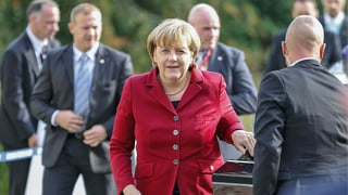 Merkel: «Ausspähen unter Freunden geht gar nicht»
