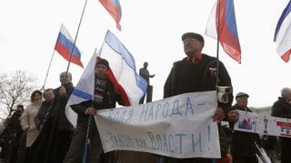 Kiew dreht der Krim den Geldhahn zu