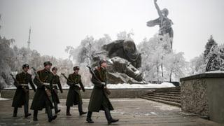 Putin will Terroristen in seinem Land ausradieren
