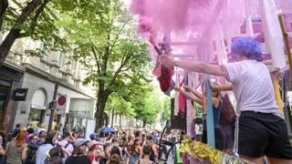 Das Protokoll des zweiten Schweizer Frauenstreiks
