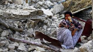 Schweres Erdbeben: Iran beendet Bergungsarbeiten