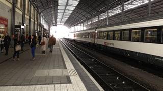 110 Einsprachen gegen Vierspur-Ausbau zwischen Olten und Aarau