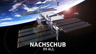 Versorgungsflüge zur ISS