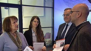 Vier Komitees werben für Referendum gegen MEI-Umsetzungsgesetz