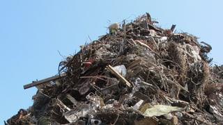 Die grösste Recycling-Fabrik