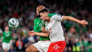 Ideenlose Schweiz vergibt Sieg in Irland