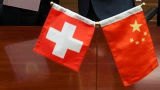 Chinesen auf Shoppingtour in der Schweiz