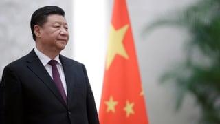 «Peking will seine Legitimität stärken»