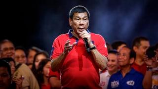 Neuer Präsident macht Ernst: Todesstrafe auf den Philippinen