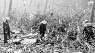 Der Absturz von Würenlingen – ein ungesühnter Terrorakt