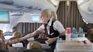 Swiss stellt 800 neue Flugbegleiter ein