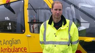 Doku zeigt Prinz William als Rettungspilot – persönlich wie nie