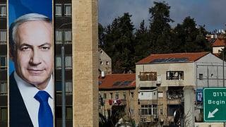 Netanjahu in den USA auf undiplomatischer Mission