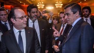 Fillon erhebt schwere Vorwürfe gegen Hollande