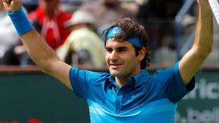Roger Federer zählt zu den 10 mächtigsten Prominenten