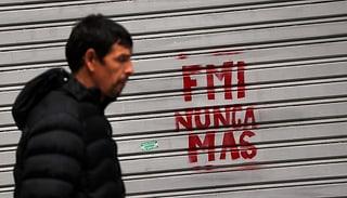 Für die Argentinier wird es hart