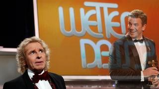 Wegen Lanz: Letzte «Wetten, dass..?»-Show ohne Gottschalk und Co.