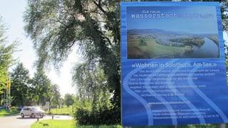 «Wasserstadt» lohnt sich für Solothurn – trotz Deponie-Sanierung