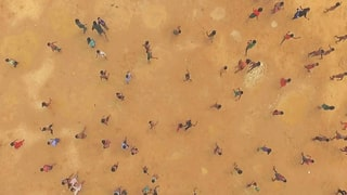 «Human Flow»: Ai Weiwei im Flüchtlingsstrom